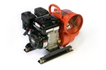 GP8 Gasoline Blower, 8 Inch Diameter, Radial Flow