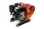 GP8H Gasoline Blower, 8 Inch Diameter, Radial Flow